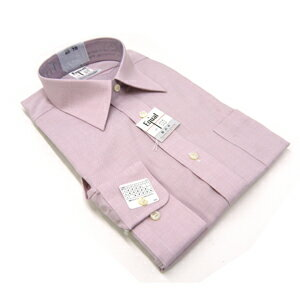 Long sleeve shirt color morphological stability ■ nisshinbo pink long-established shirt makers-:CHOYA manufacturing world class material and presentations the teacher designs