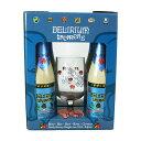 ベルギー デリリュウム トレメンス 750ml 専用グラス付きギフトボックス 【ヒューグ醸造所 クリスマス】