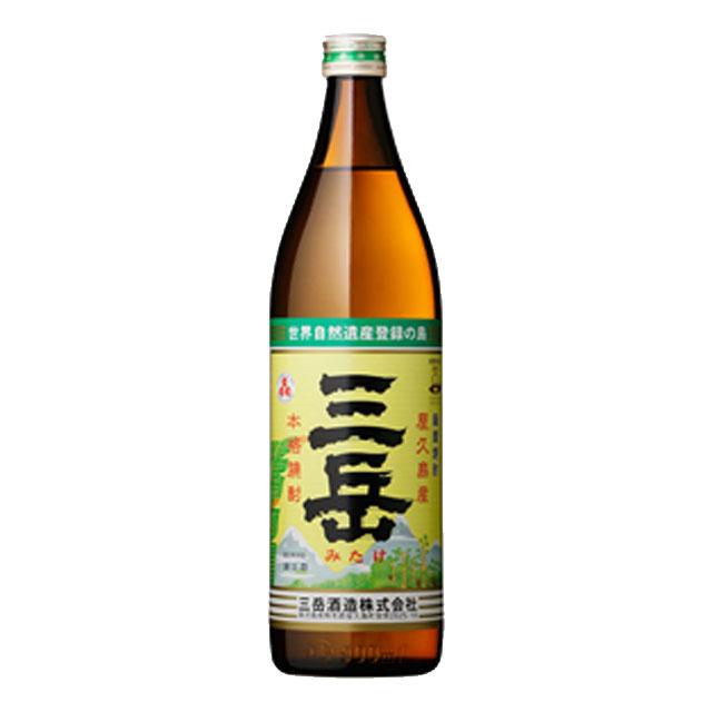 三岳酒造 本格芋焼酎 三岳 25度900ml