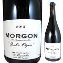 モルゴン 2014 ボジョレー V.V. ケヴィン・デコンブ 750ml赤 ナチュラルワイン 【自然派・ビオワイン】