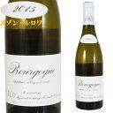 メゾン ルロワ ブルゴーニュ・ブラン 2015 750ml白 ブルゴーニュワイン Bourgogne Blanc LEROY