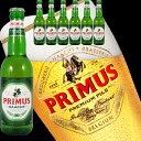 プリムス ベルギービール 330ml瓶 6本セット PRIMUS 【ラガービール】