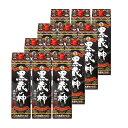 黒 蔵の神 パック 25度 1.8L×12本