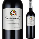 ジェニオ・エスパニョール フミリア モナストレル 2013 750ml赤 スペインワイン サンフォニー輸入※北海道・東北地区は、別途送料1000円が発生します。