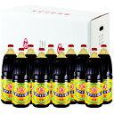 サクラカネヨ 濃口醤油 甘露 1.8L × 10本 [吉村醸造/鹿児島] 【ケース買い】
