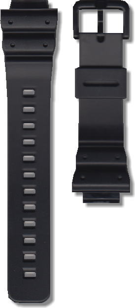 Casio [CASIO, g-shock for the DW-6900G band (belt) [02P06May14]