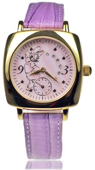 ディズニーデイジー腕時計】の商品画像