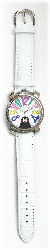 くまもんの腕時計が、ガガミラノ風モデルになって...の紹介画像3