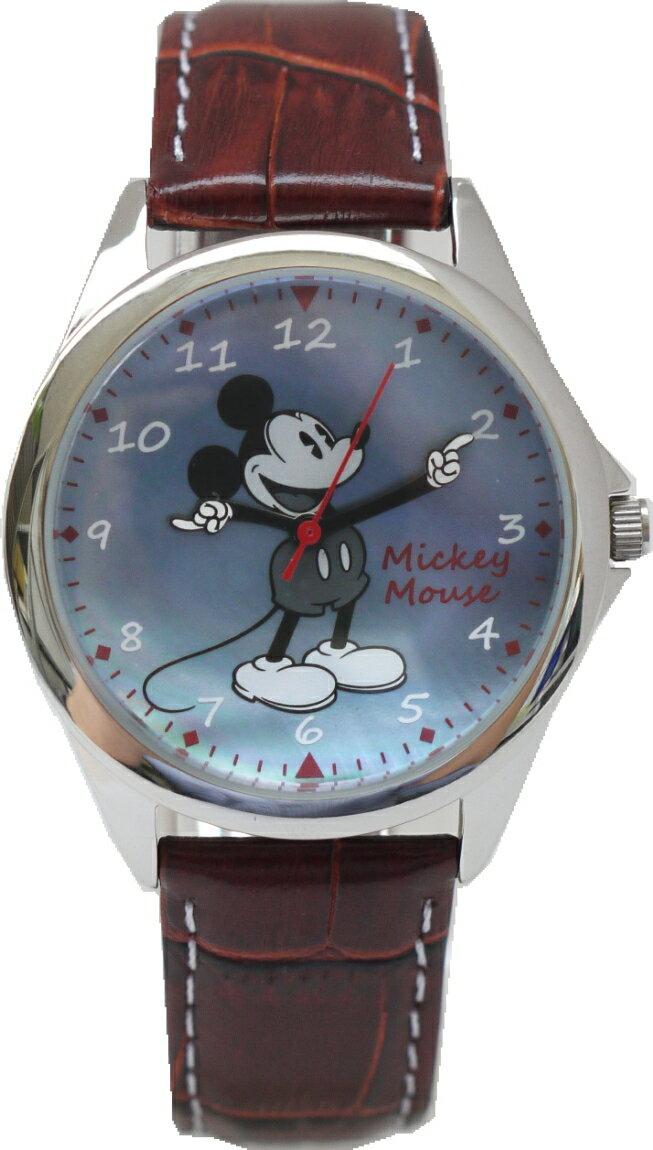 ディズニー ミッキーマウス腕時計 MK-1191A