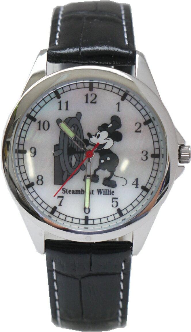 ディズニー ミッキーマウス腕時計 MK-1191C