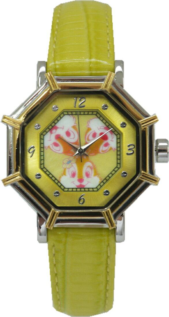 ディズニー・チップンデール&クラリス腕時計