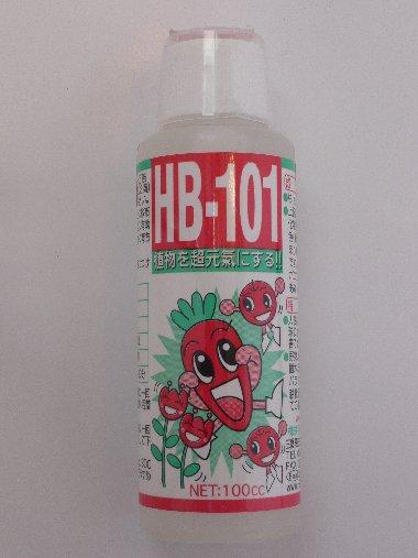 □【送料無料】HB-101エッチビーイチマルイチ100cc 【smtb-k】【kb】