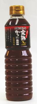 完熟かつお魚醤油600mlの商品画像