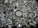 天然石◇送料無料◇水晶(クリスタル、クォーツ)◇ハーキマーダイヤモンド 10個セット【smtb-tk】
