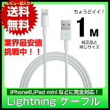����̵�� iPhone6�����֥� iPhone 6 Plus iPhone6s �����֥� Lightning USB�����֥� �饤�ȥ˥󥰥����֥� �����ե���6 �����ץ� iPhone6���Ŵ� iPhone6�����֥� ����USB�����֥� USB���ť����֥� IOS9.0ǧ�ں� iPhone5 iPad mini ��2�ܰʾ�����