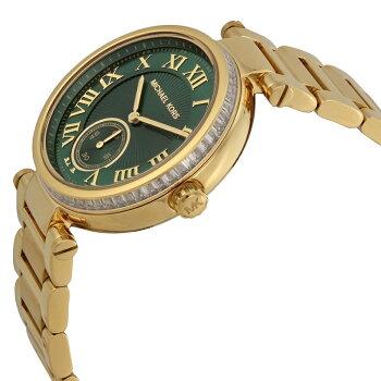 国内在庫☆ラスト1点マイケルコースMichaelKorsWomen'sMK5605BradshawGoldWatchレディース腕時計正規輸入品【メーカー保証付】/05P05July14