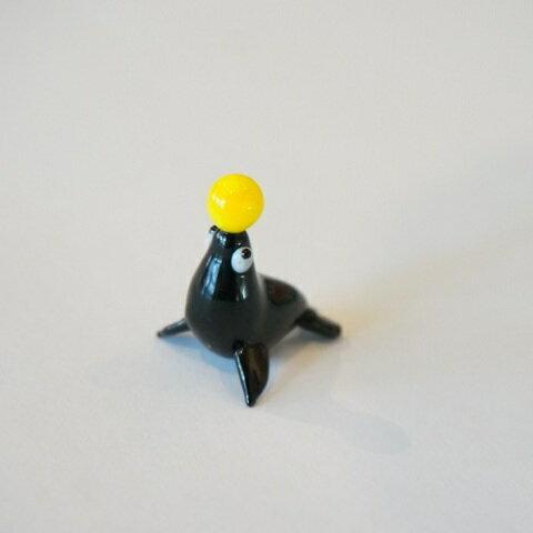 ジェルキャンドル用ガラス細工オットセイジェルキャンドルゼリーキャンドルガラス装飾キット材料手作りキャ