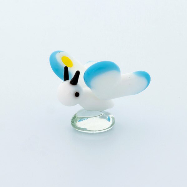 ジェルキャンドル用ガラス細工チョウチョジェルキャンドルゼリーキャンドルガラス装飾キット材料手作りキャ