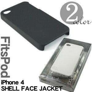 FitsPod「シェルジャケットiPhone 4(全2種)」