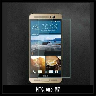 au HTC one M7強化玻璃膠卷強化玻璃膠卷9H厚度0.3mm液晶屏保護膜保護片局邊緣加工