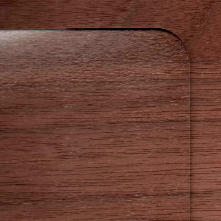 フッ素ビニールマット 厚さ2ミリ 寸法91X110以内、特注角型 テーブルマット デスクマット 透明 オーダー サイズ表にない特注はお問合せ下さい。