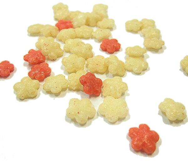 梅ぼし味のチビ梅あられ「ミニ梅紅白」【saitama】【お花見】