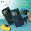 iPhone6s iPhone 6s 6 Galaxy S6,S6 Edge 窓付き ケース カバー 手帳 Fancy Diary Case iPhone6s plus ケース 手帳型 Galaxy S6 edge SC-04G,SCV31/GALAXY S6 SC-05G 手帳型 ケース カバー フリップケース
