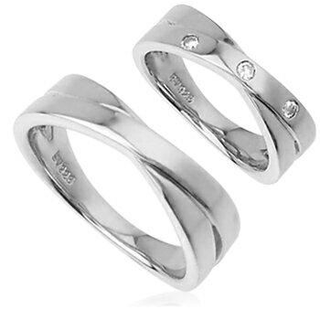 クロスライン ペアリング【リング】【ring】【指輪】【ゆびわ】 【リング】【ring】【指輪】【ゆびわ】【松村るみな】