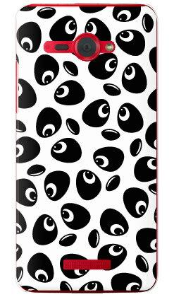 【Yes/No】パンダ ホワイト (クリア) /au HTC J butterfly HTL21 ケース カバー[HTL21]【htc ケース j htl21 ケース/カバー/CASE/ケ−ス】【スマートフォン スマホケース】【P06Dec14】