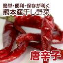 【熊本産】干し野菜(乾燥野菜)唐辛子 10g