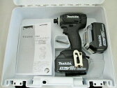 マキタ 18V 充電式インパクトドライバ TD149D(黒) 本体+【3.0Ah】バッテリBL1830×2個+ケース
