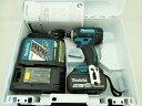 マキタ 18V 充電式インパクトドライバ TD149D型 【6.0Ah電池1個仕様】