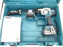 マキタ 18V 充電式震動ドライバドリル HP481D 本体+【6.0Ah】バッテリBL1860B×2個+ケース