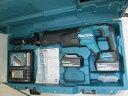 マキタ 18V 充電式レシプロソー JR187D [6.0Ah電池2個仕様]