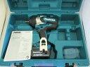 マキタ 18V 充電式インパクトレンチ TW1001D 本体+【6.0Ah】バッテリBL1860B×1個+ケース