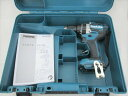 マキタ 18V 充電式震動ドライバドリル HP484D 本体+ケース