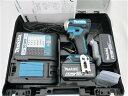 マキタ 18V 充電式インパクトドライバ TD171DRGX(青) / TD171DRGXB(黒) / TD171DRGXW(白) / TD171DGXAR(オーセンティックレッド) / TD171DGXAB(オーセンティックブラウン) 6.0Ah セット品
