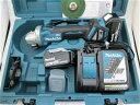 マキタ 18V 100mm充電式ディスクグラインダ GA41...