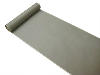 ★Original pongee standard length of cloth for kimono ★ 本場眞綿雅生織結城紬 ★ gray