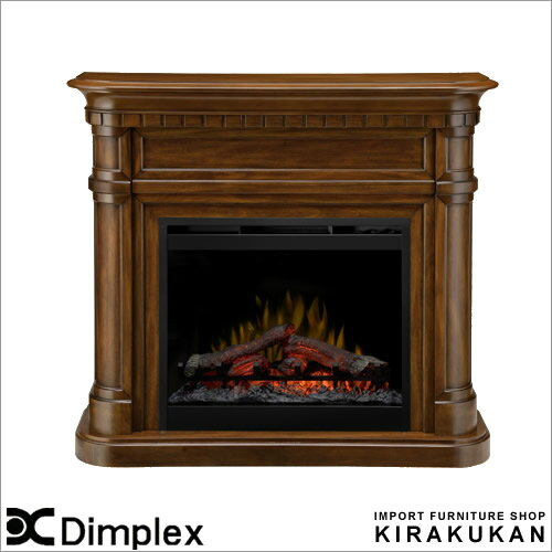 Kirakukan rakuten global market electric fireplaces for Electric fireplace motor noise