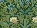 【送料無料】ウィリアムモリス 壁紙 ウォールペーパー ファブリック 英国 クロス 布 刺繍 クラフトアーツ アンティーク 模様替え イギリス製