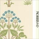 ウィリアムモリス 壁紙【送料無料】 【メドウ・スイート Meadow Sweet】Wallpaper アンティーク家具 イタリア家具