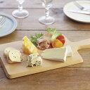 チーズボード 小 26cm 木製 ブナ プレート カッティングボード 皿 インスタ映え おしゃれ かわいい 食器 カフェ カフェ風 シンプル 木のお皿 木の食器 業務用 家庭用