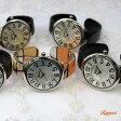 おしゃれで見やすい腕時計☆おっきな文字盤とはめやすいバングルタイプ[ラポール] Rapport レディース ファッション 腕時計 バングルウォッチ 【smtb-k】【w1】10P18Jun16