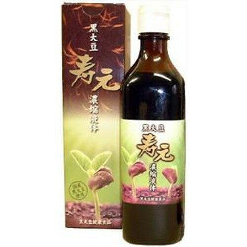 【ジュゲン直送】黒大豆寿元濃縮液体(715g) ×12本セット ※代引き・キャンセル・同梱不可