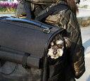 【ペット用 犬用 猫用】 リュック キャリーバッグ NEW S【ペット 犬 猫 キャリーカート 2輪キャスター付 リュックキャリーバッグ】