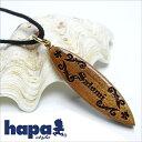 名前を入れてオリジナルハワイアンネックレスをつくろう!Hapa style Hawaii(ハパスタイル)オーダーネックレス◆UL
