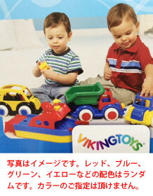 VIKINGTOYSバイキングトイズミニチュビーズボックスセット(10個入)42110[1歳からのプラスチック製乗り物おもちゃ収納ボックス付!車や飛行機等男の子用乗り物いっぱいおもちゃクリスマスプレゼントにおすすめ]