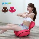 purefit ピュアフィット ゆらゆら姿勢座椅子 PF2300[普段は骨盤クッションとして使える骨...