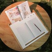 学習台[こどもの勉強デスク・勉強机としておすすめな持ち運びできる木製の学習台 本たて・書見台としても使えて便利 キッズにおすすめな読書スタンド(ブックスタンド)] 送料無料【即納】